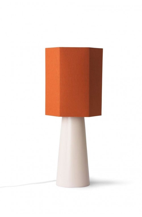 Podstawa lampy mat nude Cone HKliving