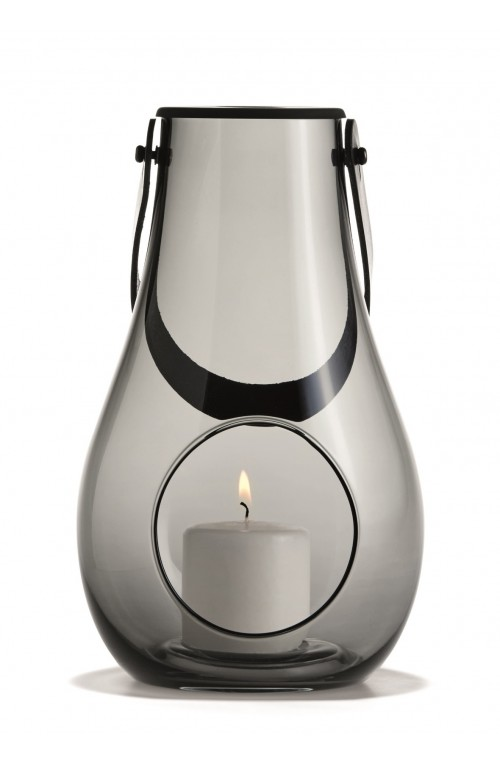 LAMPION DESIGN WITH LIGHT SMOKE, HOLMEGAARD