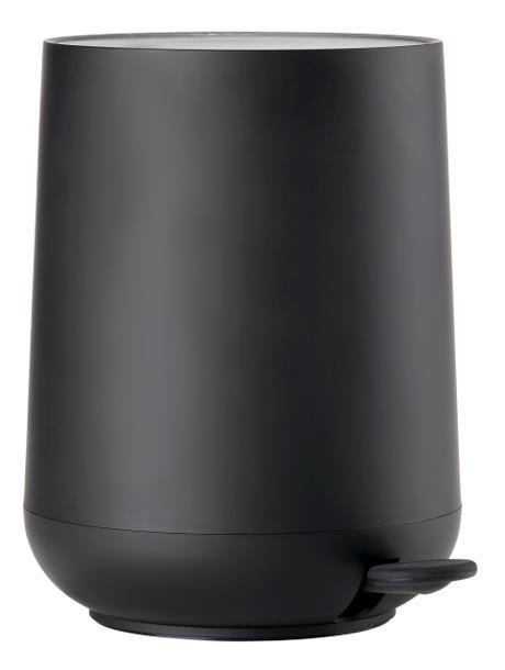 Kosz Na śmieci Nova One Zone Denmark 330130 Czarny Mat